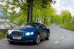 Nouvelle Bentley Continental GT Speed MY 2013