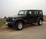 Essai : Jeep Wrangler Unlimited Sport 2.8 Turbo CRD Automatic