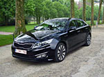 Essai : Kia Optima 1,7 CRDi Executive ISG Ecodynamics