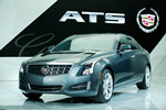 Cadillac ATS : North American Car of the Year 2013