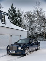 Bentley Mulsanne 2013 : Confirmation du superlatif