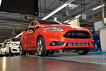 Début de production de la sportive Ford Fiesta ST