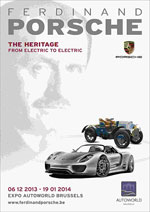 Ferdinand Porsche, The Heritage : « from electric to electric »