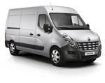 Véhicules utilitaires légers : Renault Master Energy dCi 100 et Energy dCi 125