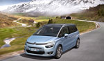 Nouveau Citroën Grand C4 Picasso : Le technospace voit grand !