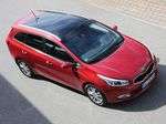 ESSAI COMPLEMENTAIRE : Kia Cee'd 1.6 GDi DCT SW