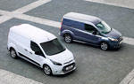 Véhicules utilitaires légers : Ford Transit Connect 'International Van of the Year 2014'