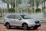 Subaru Forester élu  « Motor Trend 2014 Sport Utility of the Year »