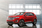 Ford Edge Concept : Un grand SUV/VUS pour l'Europe