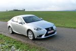 ESSAI : La Lexus IS 300h, la confirmation de l'hybride