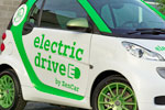 Le parc automobile de Zen Car est completé par 13 smart fortwo electric drive