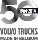Volvo Trucks : 50 ans de production en Belgique