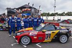 La Mazda MX-5 remporte la catégorie GT Light aux Menzo 24 Hours of Zolder