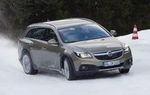 ESSAI : L'Opel Insignia Country Tourer 2.0 CDTI ecoTEC 163 ch 2×4 : le style « über alles »
