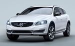 Volvo Cars dévoile le nouveau V60 Cross Country au Salon de l'Automobile de Los Angeles