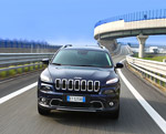 Jeep : Plus d'un million d'exemplaires vendus en 2014