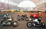 Autoworld Brussels : Exposition  « Motor Legends », du  5 au 19 avril 2015