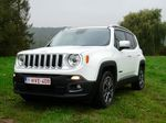 ESSAI : La Jeep Renegade 4×2, une version Bobo ?