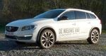ESSAI : Le Volvo V60 Cross Country, un baroudeur de plus !