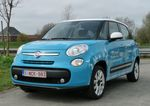 ESSAI : Une FIAT au carburant alternatif : la 500L TwinAir 80 ch Bipower Essence – CNG