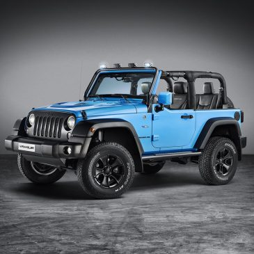 Jeep® Wrangler Mopar® One 2017
