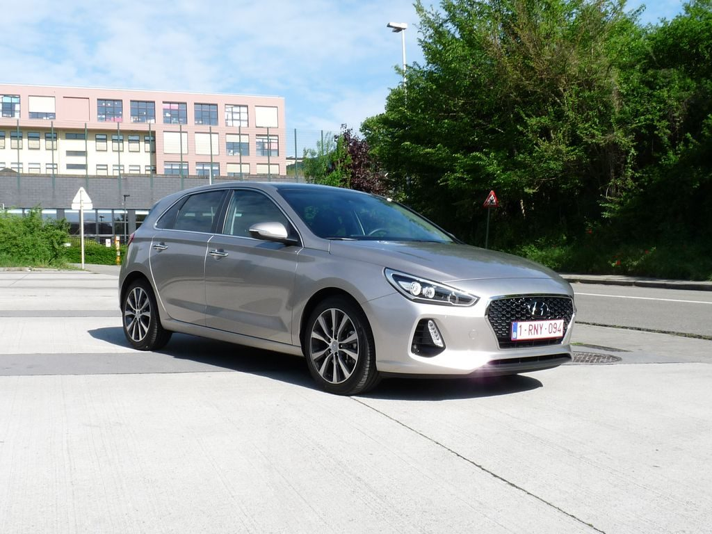 La Hyundai I 30 Encore Plus Germanique Automania