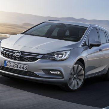 Bpost opte pour l'Opel Astra Sports Tourer