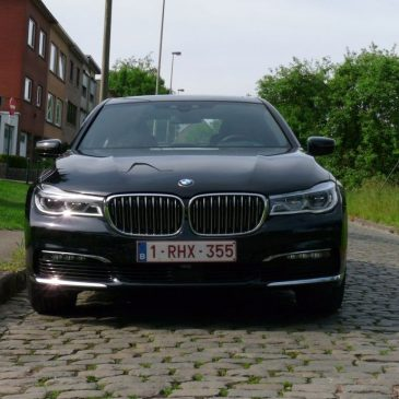 La BMW 740e iPerformance : l'hybridisme selon BMW