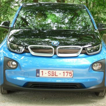 La BMW i3 Advanced : objectif 300 km