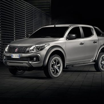 Véhicules Utilitaires Légers : Fiat Professional Fullback Cross