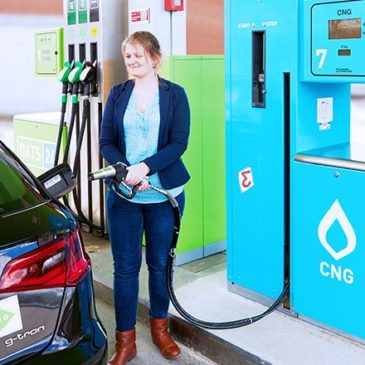 Action séduction : 10.000 km de CNG gratuits !