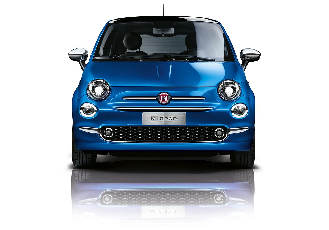 s ries sp ciales fiat 500 500x et 500l mirror automania. Black Bedroom Furniture Sets. Home Design Ideas