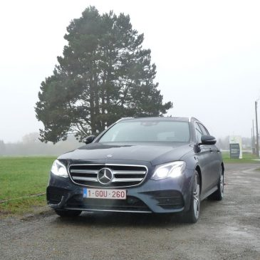 La Mercedes E220d break : une mini Class S !