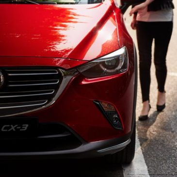 Face lift du Mazda CX-3 au salon de New York