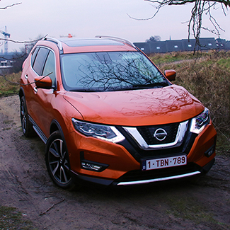 Nissan X-Trail : Relooking