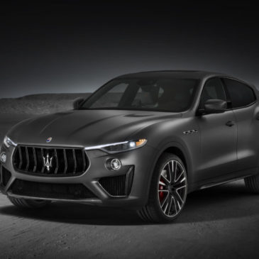 Première mondiale pour le Maserati Levante Trofeo au Salon International Automobile de New York 2018