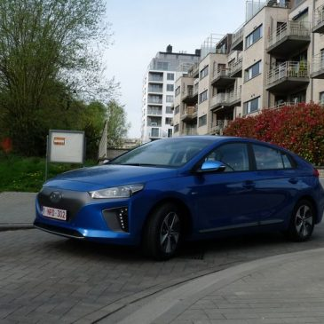 Tournée exclusivement vers le futur : l'Hyundai Ioniq