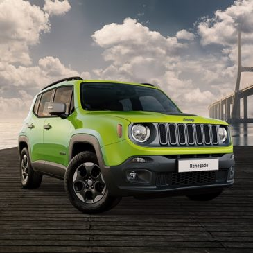 Séries Spéciales : Jeep Renegade South Beach