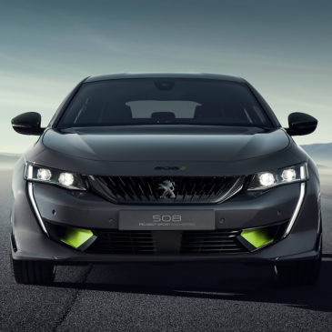 Concept 508 Peugeot Sport Engineered : Neo-Performance
