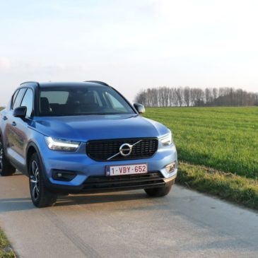 Le Volvo XC40 T3, comme trois cylindres