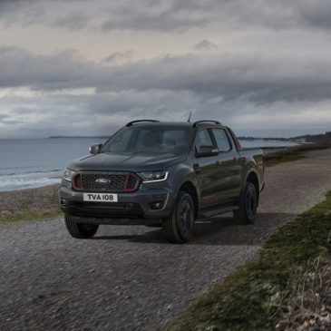 Ford Ranger Thunder : seulement 4500 exemplaires pour l'Europe !